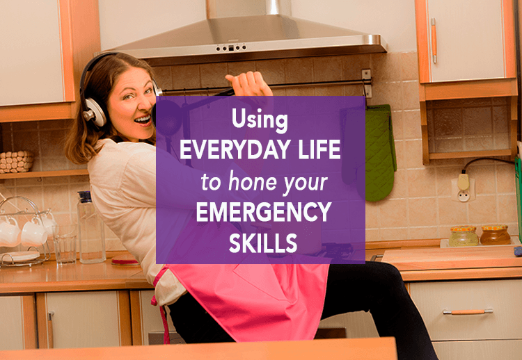 emergency preparedness in everyday life
